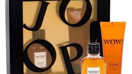 JOOP! Wow! dárková kazeta pro muže toaletní voda 60 ml + sprchový gel 75 ml