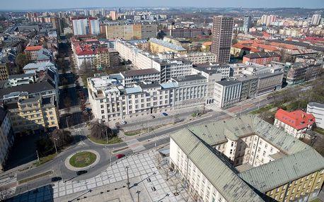 Vyhlídkový let Ostrava