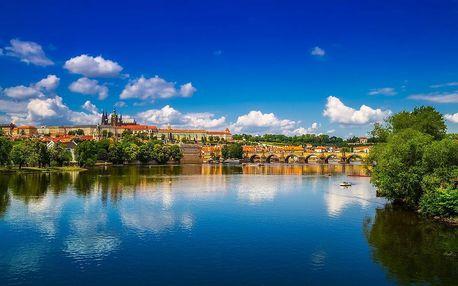 Vyhlídkový let Praha