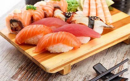 Kurz vaření - příprava Sushi