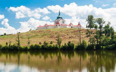 Hotel Vysočina*** v Chotěboři s polopenzí a platností až do konce října