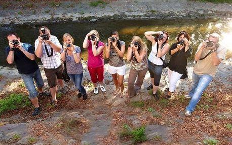 Fotografický kurz dle výběru