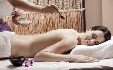 Orientální medová masáž