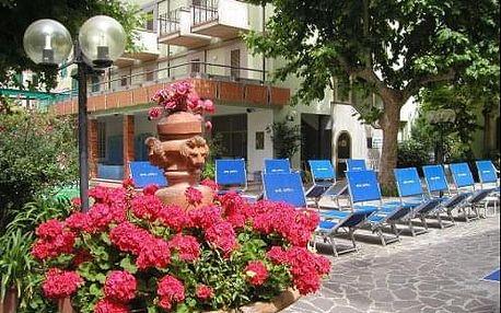 6 dní v srdci Toskánska v největším lázeňském městečku Montecatini Terme