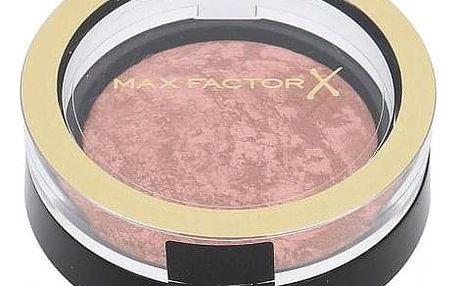Max Factor Creme Puff 1,5 g pudrová tvářenka pro ženy 25 Alluring Rose