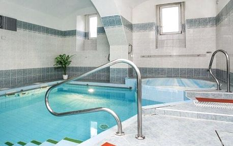 Františkovy Lázně: Hotel Sevilla *** s pivní koupelí, až 4 procedurami, neomezeným wellness a polopenzí