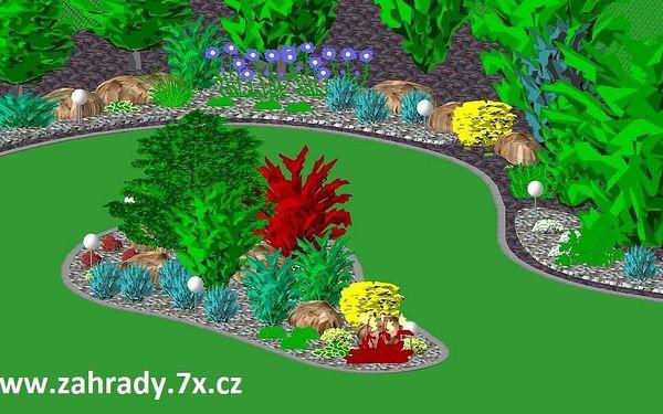 Vizualizace zahrady od zkušených architektů3