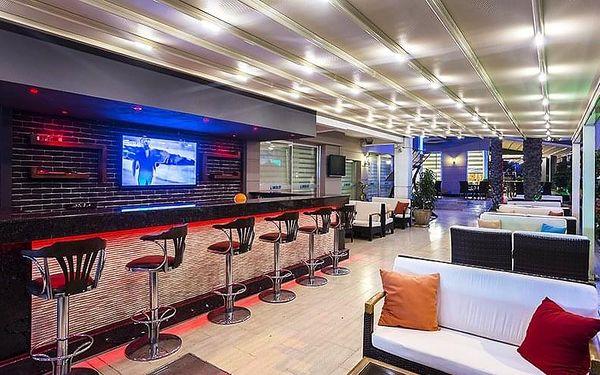 Hotel Lonicera City, Turecká riviéra, letecky, all inclusive2
