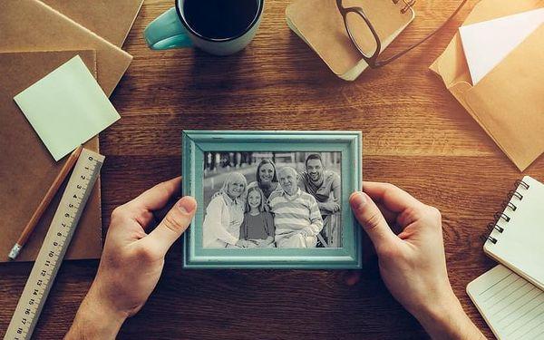 Vyvolání 100/200 ks fotografií na kvalitním fotopapíru CA