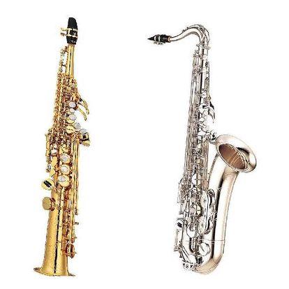 Saxofonový koncert Od baroka po Gershwina 2 pro 4 saxofony