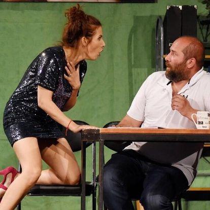 Vstupenka na divadelní představení Můžu k tobě?