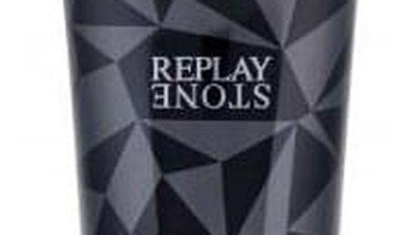 Replay Stone 400 ml sprchový gel pro muže