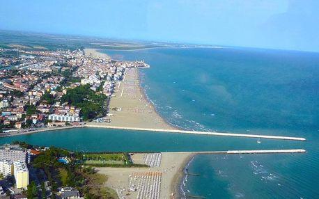 Super zájezd do Porto Santa Margherita v Itálii pro 2 osoby