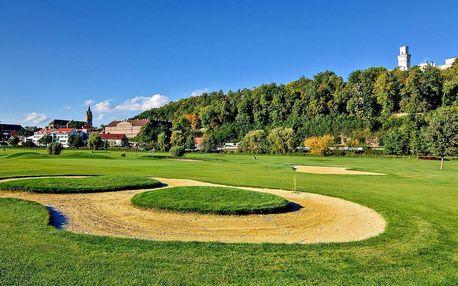 Golfové kurzy v luxusním Golf&Spa Resortu