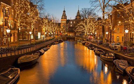 Adventní Amsterdam, Festival světla a degustace sýrů, Amsterdam