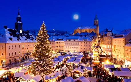 Krušnohorské Vánoce v Annabergu a na zámku Schwarzenberg, Krušné hory