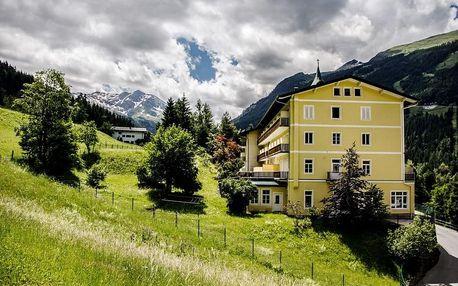 Rakousko - Bad Gastein na 4 dny, all inclusive