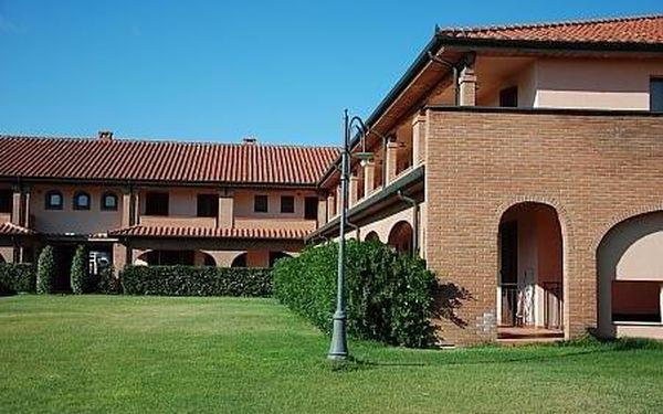Borgo Degli Olivi Residence, Toskánsko, vlastní doprava, snídaně v ceně2