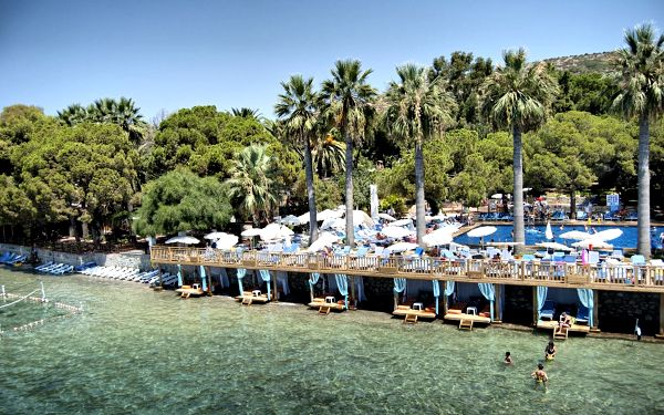 Hotel Omer Holiday Village, Kusadasi, letecky, all inclusive3