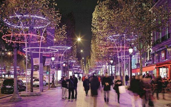 Vánoční Paříž - adventní romantika pod Eiffelovou věží, Île-de-France, autobusem, bez stravy4