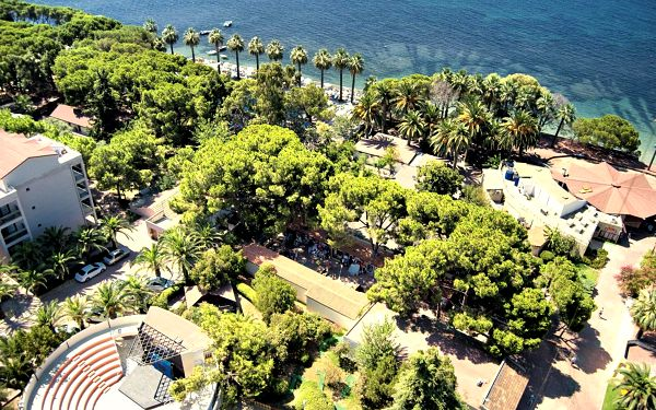 Hotel Omer Holiday Village, Kusadasi, letecky, all inclusive5