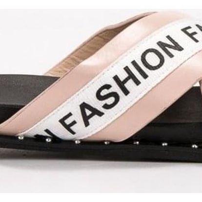 Fashion shoes Pantofle Fashion 888-1P Velikost: 38 (24 cm)