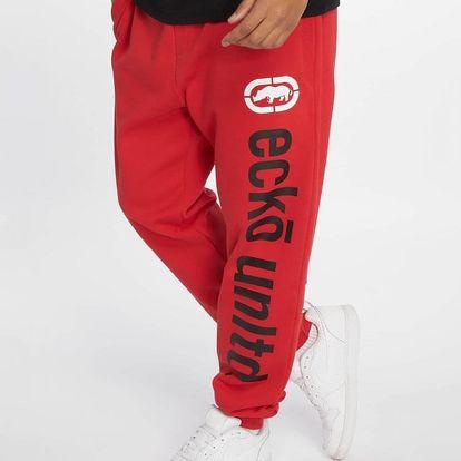 Ecko Unltd. / Sweat Pant 2Face in red XL