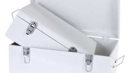 Emako Kovový kontejner pro uchovávání, nádoba - 2 ks