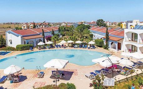Kypr - Famagusta letecky na 8 dnů, all inclusive