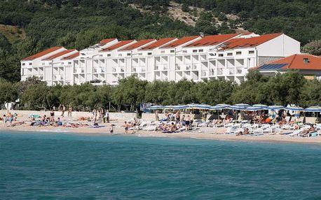 Chorvatsko - Baška na 6-12 dnů, polopenze