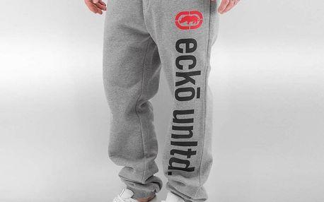 Ecko Unltd. / Sweat Pant 2Face in grey M