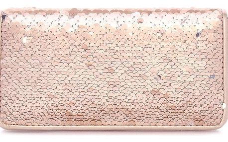 FAERA Dámská peněženka - flitry 710121BRZ Velikost: UNI