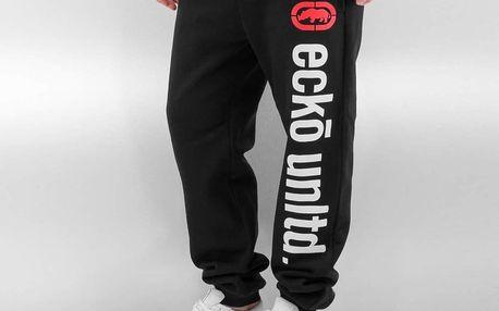 Ecko Unltd. / Sweat Pant 2Face in black XL