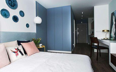 Téměř jako vlastní luxusní byt v centru Krakova