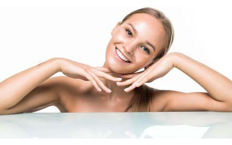 Kosmetické ošetření pleti v Salonu Beauty & Merelin