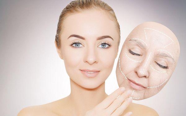 Dvoufázové odstranění akné a vrásek pomocí FACE-UP