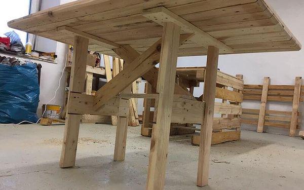 Jak vyrobit nábytek z palet - víkendový workshop5