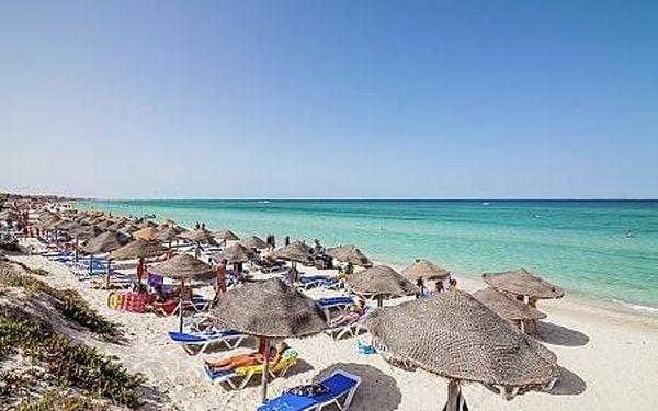 El Borj, Tunisko, letecky, all inclusive4