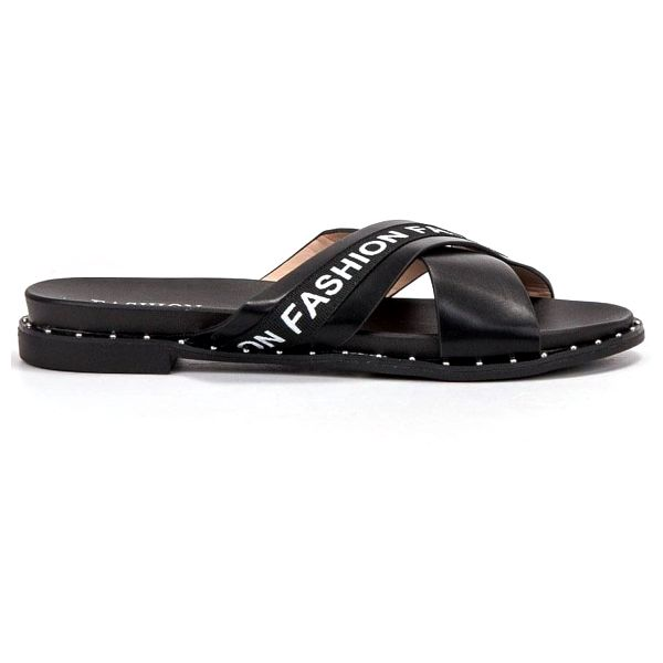 Fashion shoes Pantofle Fashion 888-1B Velikost: 37 (23,5 cm)