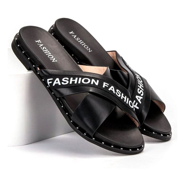 Fashion shoes Pantofle Fashion 888-1B Velikost: 37 (23,5 cm)5
