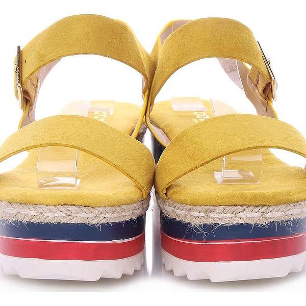 COMER Sandály na platformě TCYS-8YE Velikost: 39 (25 cm)5