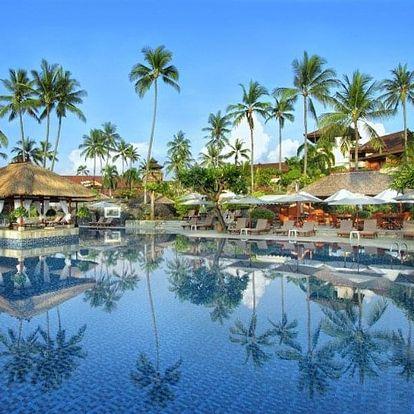 Indonésie - Bali letecky na 14 dnů, snídaně v ceně