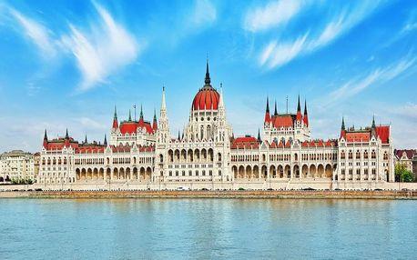 Jednodenní Budapešť a termální lázně Széchenyi, Střední Maďarsko