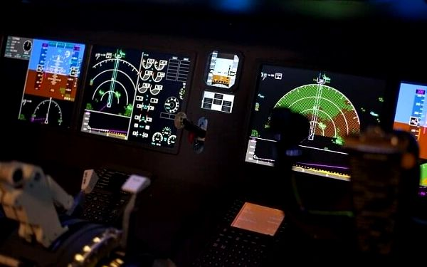 Let na simulátoru v Boeingu 737 MAX   Brno   celoročně   45 min. let + instruktáž2