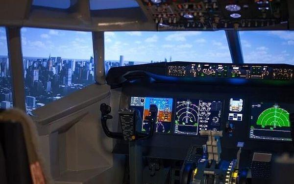 Let na simulátoru v Boeingu 737 MAX   Brno   celoročně   45 min. let + instruktáž3