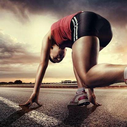 Skupinové běžecké tréninky: 3, 5 i 10 lekcí