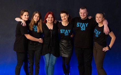 7hodinový divadelní workshop v Divadle Stay Si