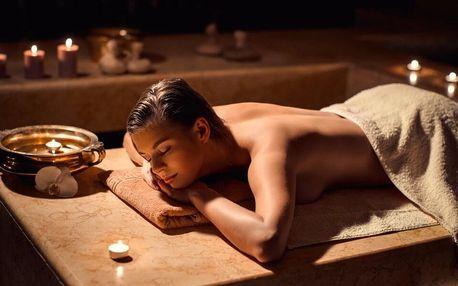 Terapeuticko-relaxační masáž: 90 nebo 120 minut