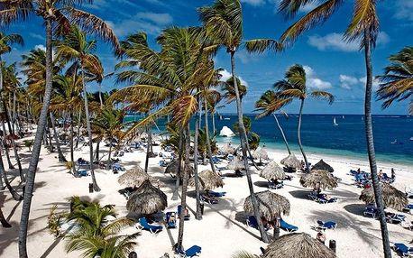 Dominikánská republika - Punta Cana - Bavaro letecky na 11-13 dnů, all inclusive
