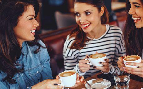 Káva nebo dvě v rodinné kavárničce na Andělu